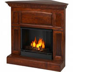 Realflame<sup> �</sup> Corner Fireplaces - Click here for Corner Fireplaces